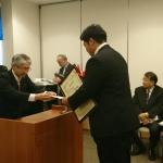 日刊県民福井アスリート大賞 2017 表彰式が開かれました
